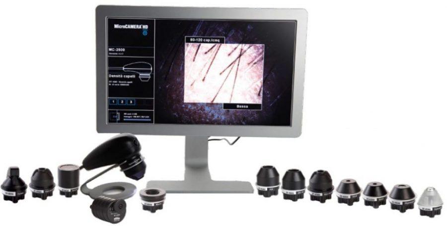 Dermatoskop cyfrowy – narzędzie diagnostyczne w trychologii