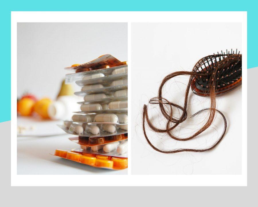 Łysienie polekowe, czyli jakie leki mogą powodować wypadanie włosów